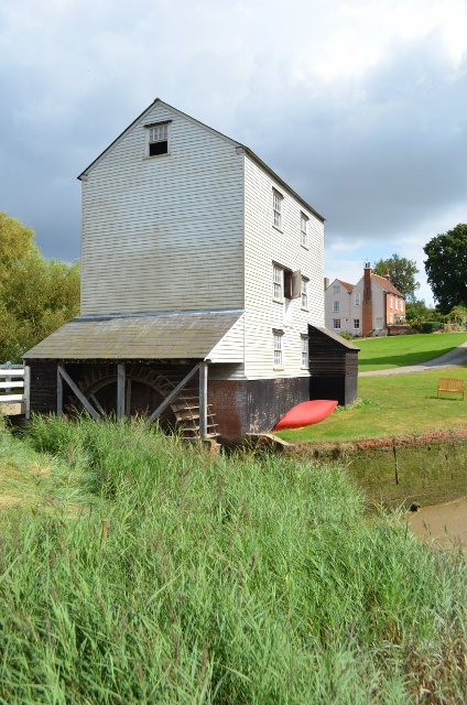 Thorrington Tide Mill
