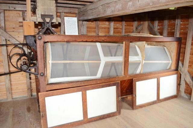 Thorrington Tide Mill - Flour Sieve