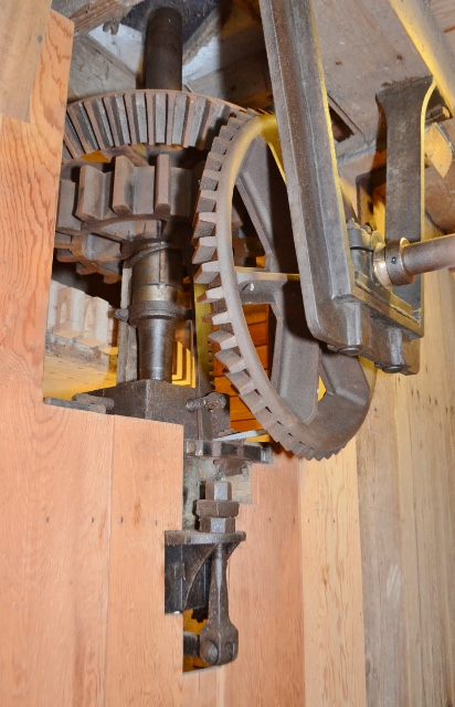 Thorrington Tide Mill - Engine Drive