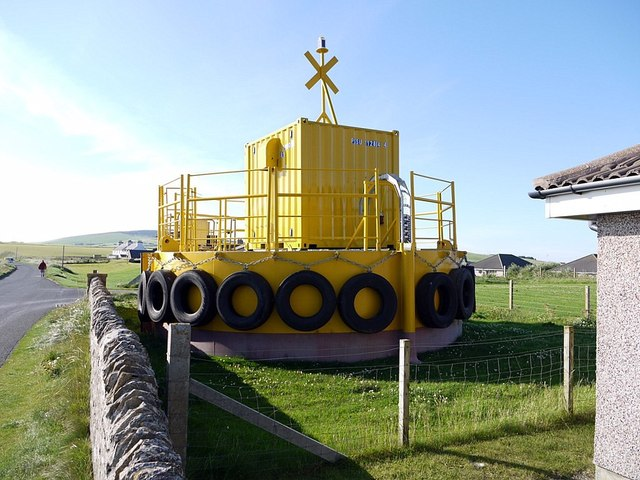 Test Buoy for EMEC Wave Scale Test Site, Scapa Flow