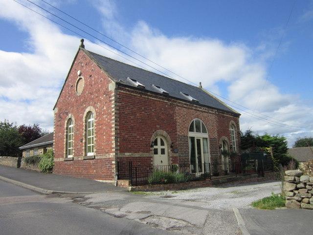 Former  Wesleyan Methodist Chapel, Tunstall