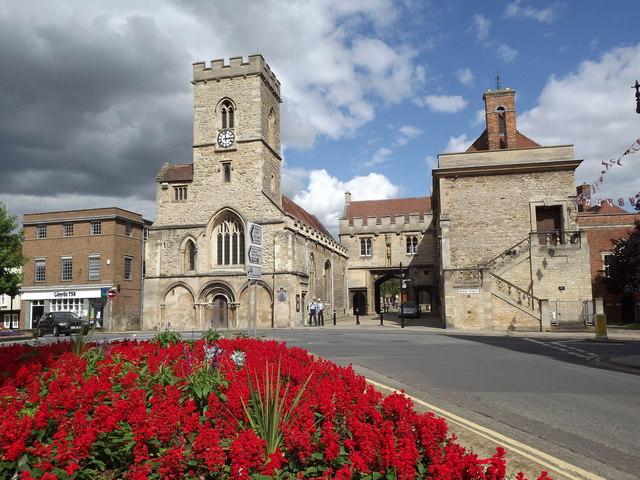 Abingdon - Market Place