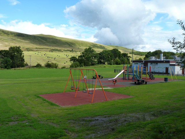 Children's play park