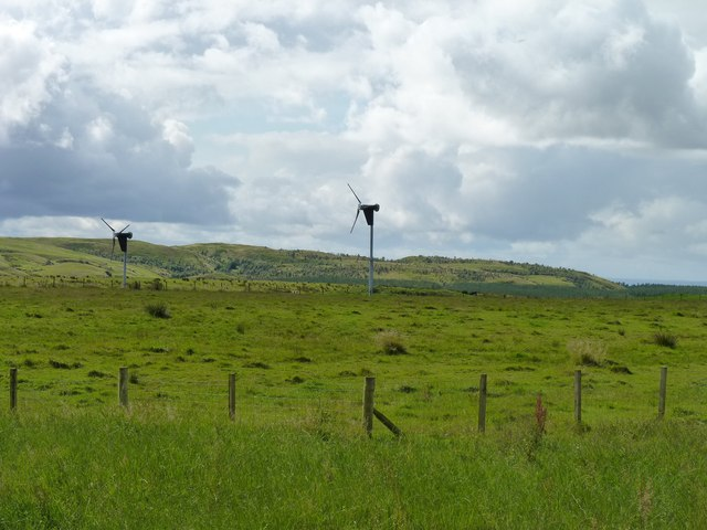 Agricultural windmills
