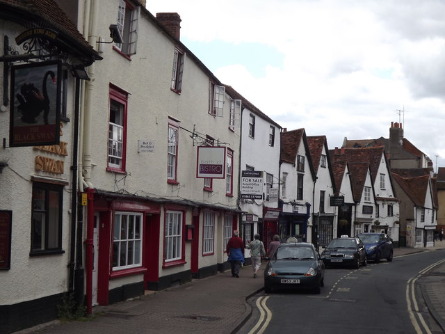 Abingdon - Bath Street