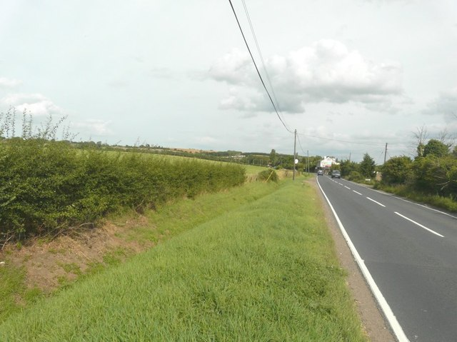 Lower Road (B2231), Brambledown
