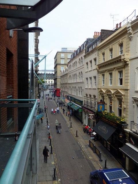 Villiers Street, London