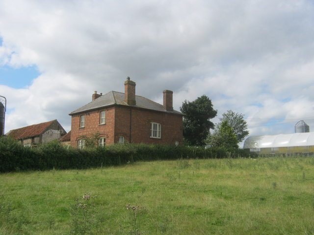 Farmhouse at High House Farm