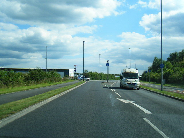 A5020 looking south