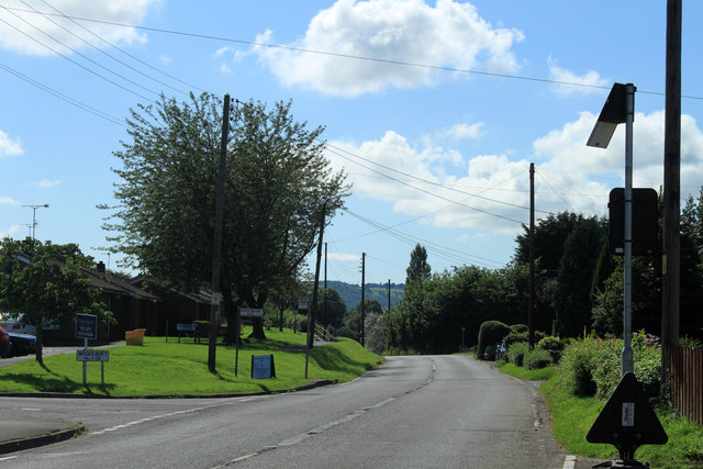 2012 : A368 Wick Road, Bishop Sutton