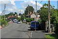 ST5859 : 2012 : A368 Roadworks on Wick Road, Bishop Sutton by Maurice Pullin