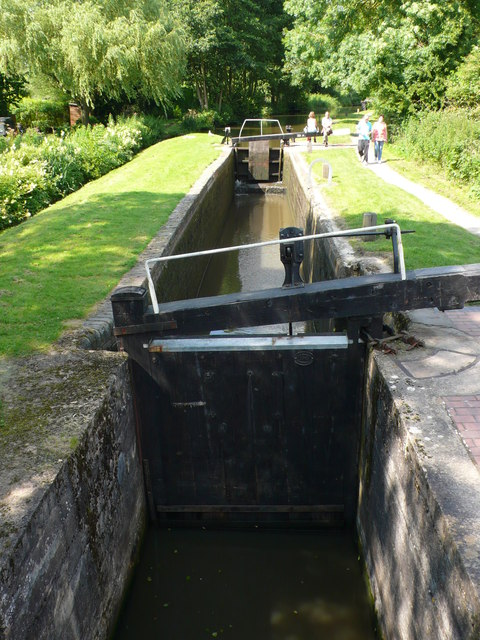 Lock 30 Stratford Upon Avon Canal