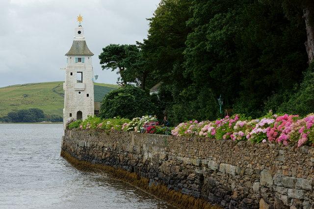 Portmeirion, Gwynedd