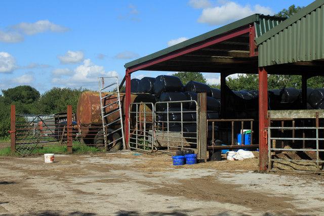 2012 : Barn on Burledge Hill