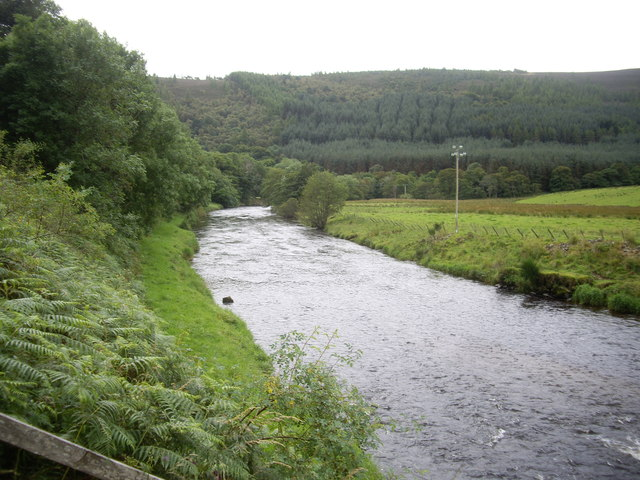Downstream River Don
