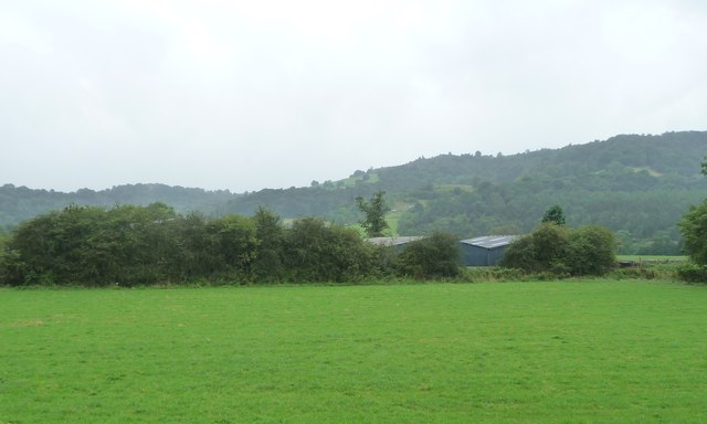 Buildings at Abbey Farm