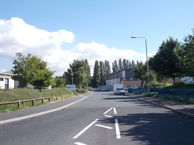 Millennium Way - Westland Road