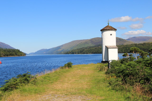 Loch Lochy Lighthouse
