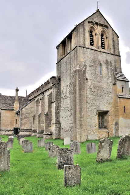 All Saints Church - North Cerney - Gloucestershire