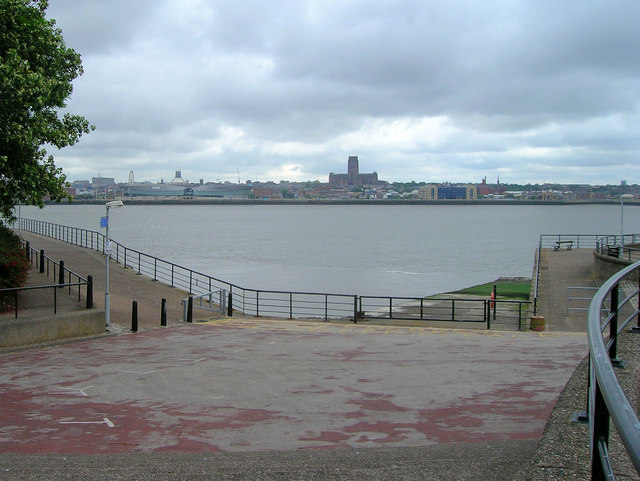 Slipway to the Mersey