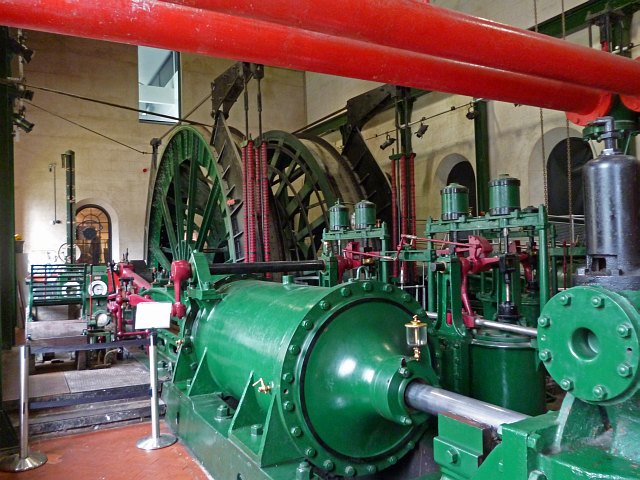 Elliot Colliery Winding Engine, New Tredegar (1)