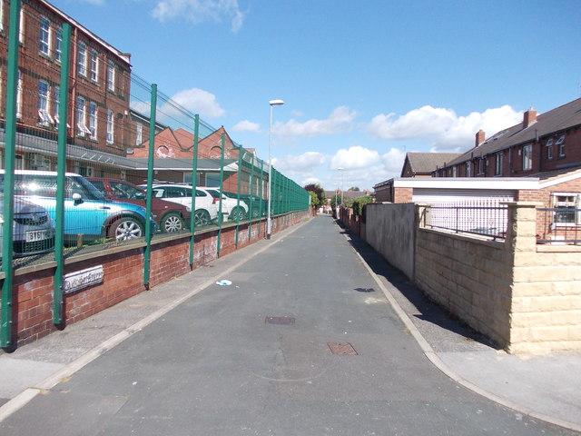 Oakhurst Street - Oakhurst Road