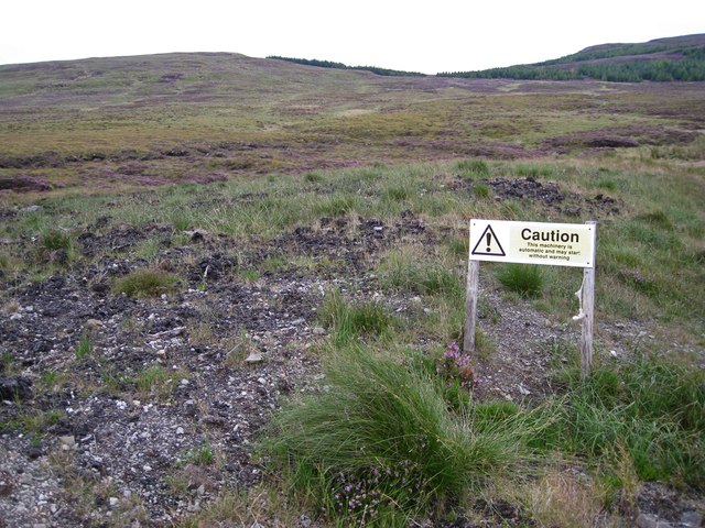 Automatic moorland?