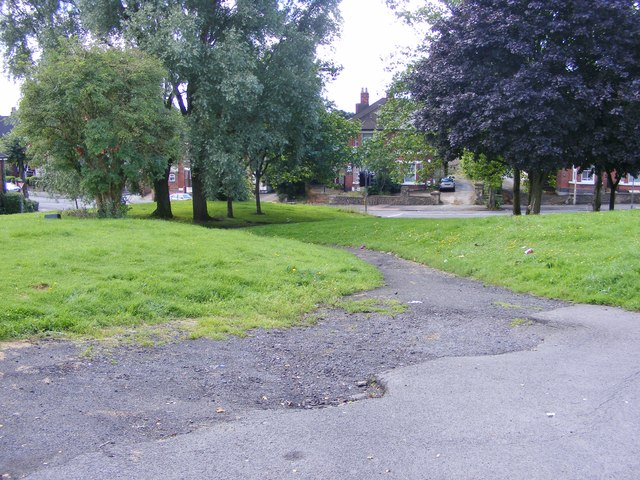 St Johns Road Path