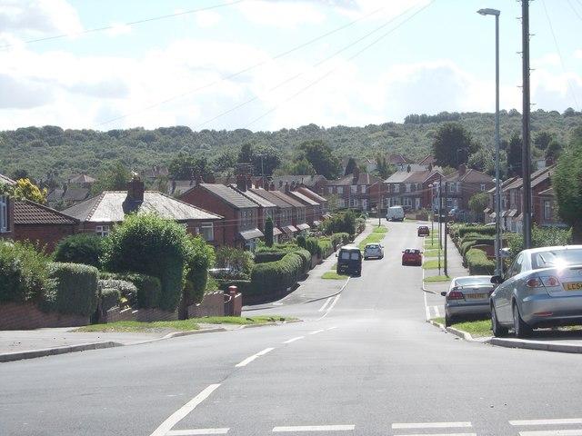 Allenby Road - Dewsbury Road