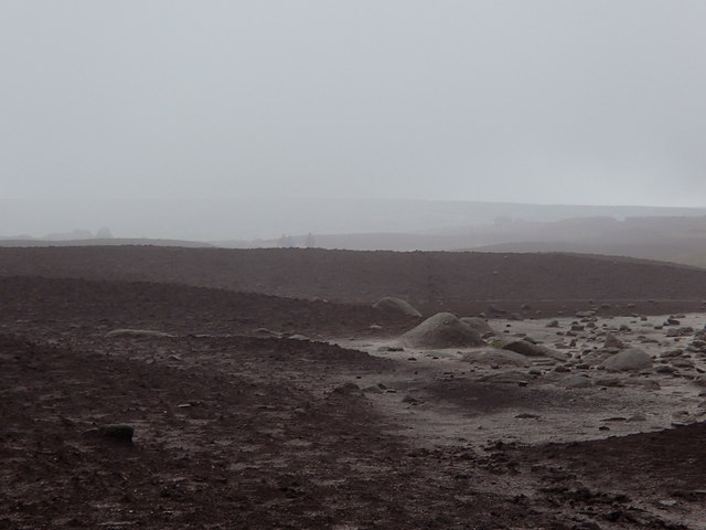 Walkers on Kinder Low