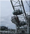 TQ3079 : Pods on London Eye by Paul Gillett