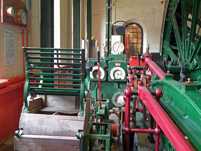 Elliot Colliery Winding Engine, New Tredegar (3)