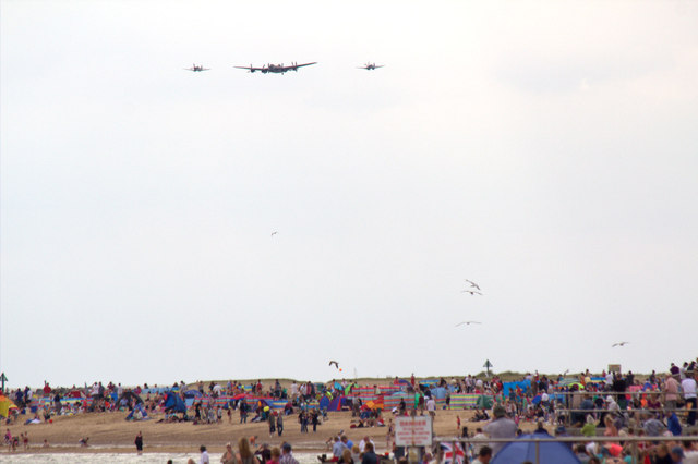 Battle of Britain Memorial Flight, Clacton, Essex