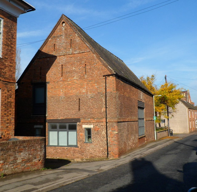 17th century building, Culver Street, Newent