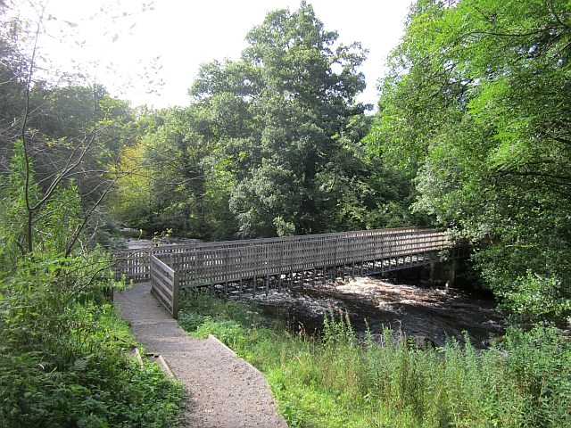 Bridge, Carron Glen