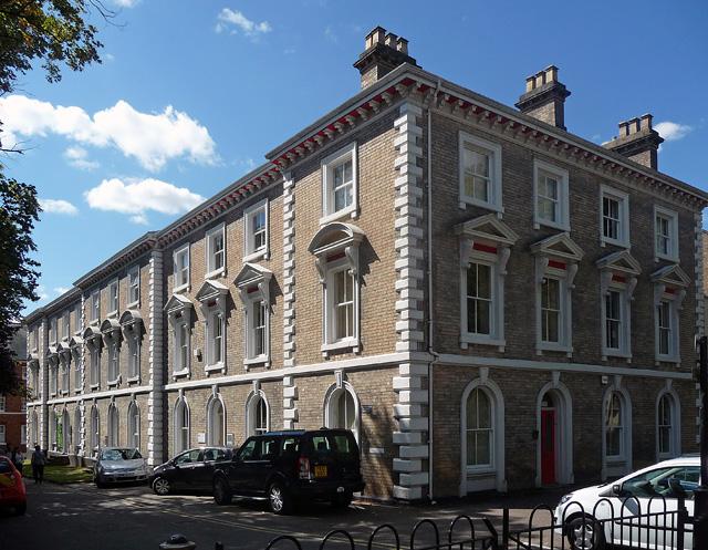 1-3 Museum Square, Leicester