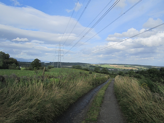 Power line, Barnego