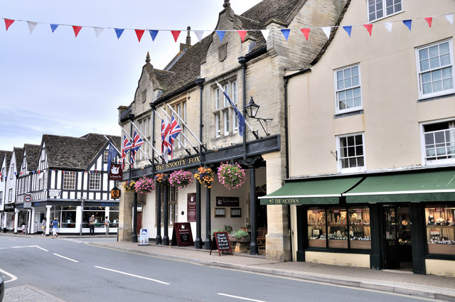 The Snooty Fox - Tetbury - Gloucestershire