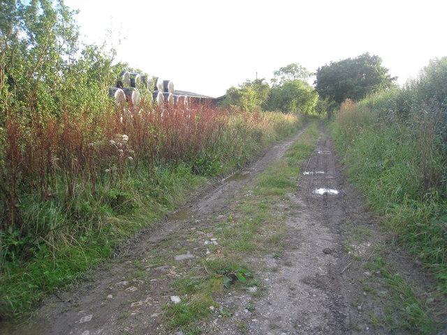 Track to Braithwaite