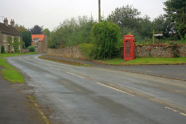 Telephone Box, Sawdon