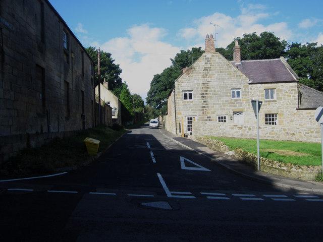 Walkergate, Alnwick