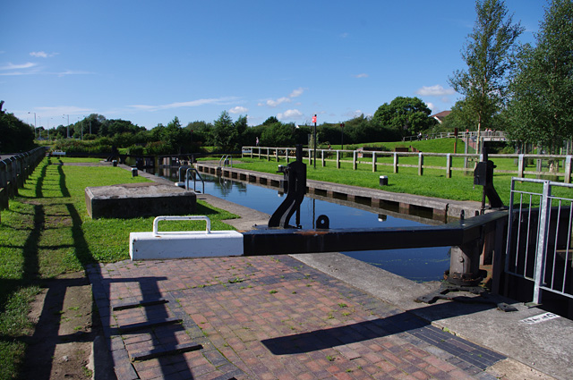 Lock 1, Ribble Link