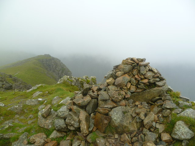 On Red Pike Wasdale