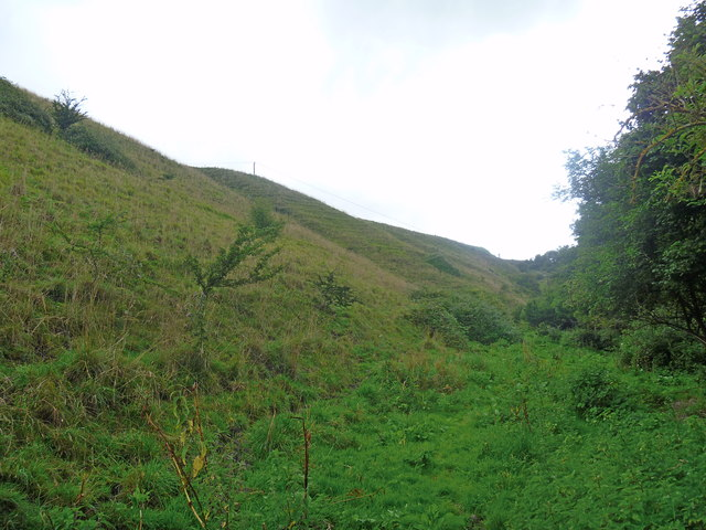 The escarpment