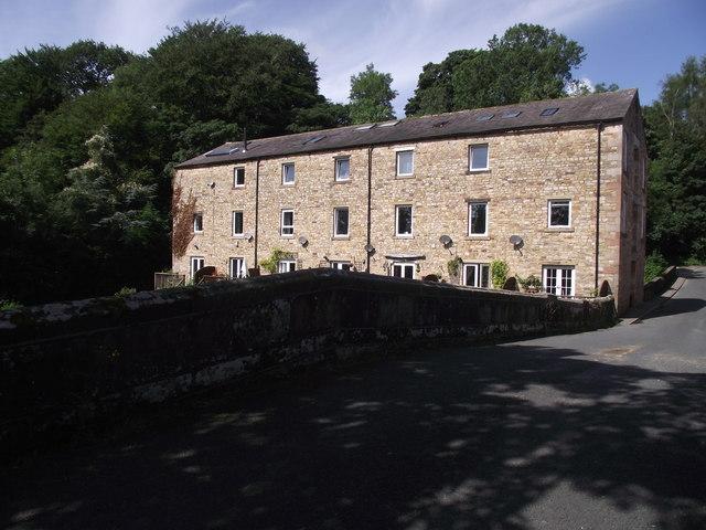 Dolphinholme Mill