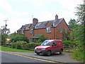 SP1647 : Cottages on Station Road by Michael Dibb