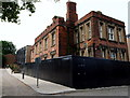 TQ4377 : Former Military Academy - SE18 by David Hallam-Jones