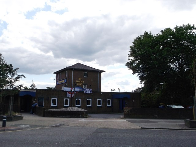 The Beckton Arms, Canning Town