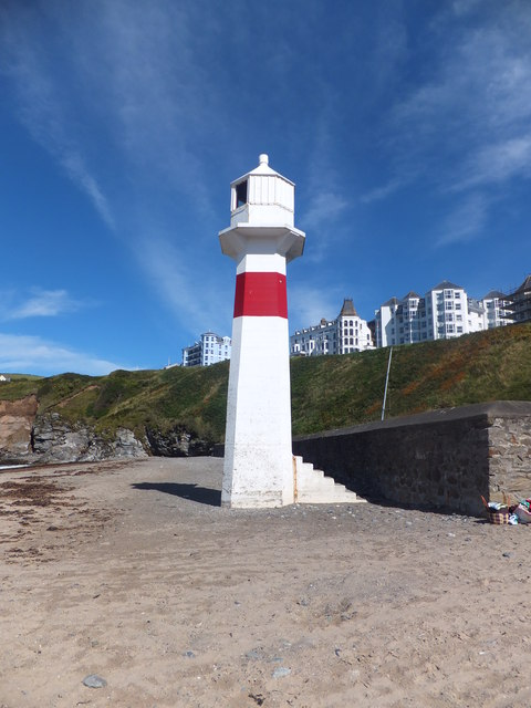 Port Erin Lighthouse