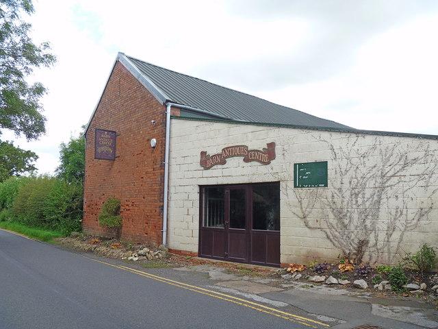 Barn Antiques Centre [1]